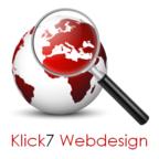 Klick7 Webdesign